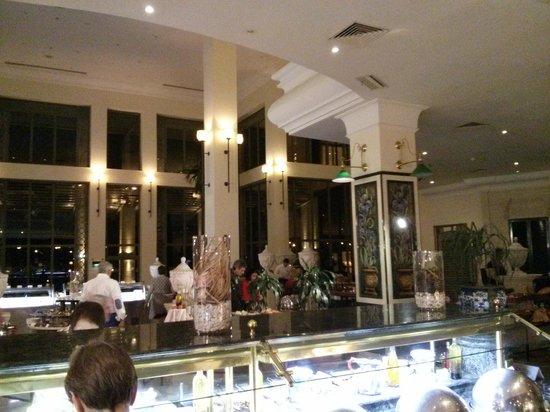 Oceana Restaurant: VIsta Sala
