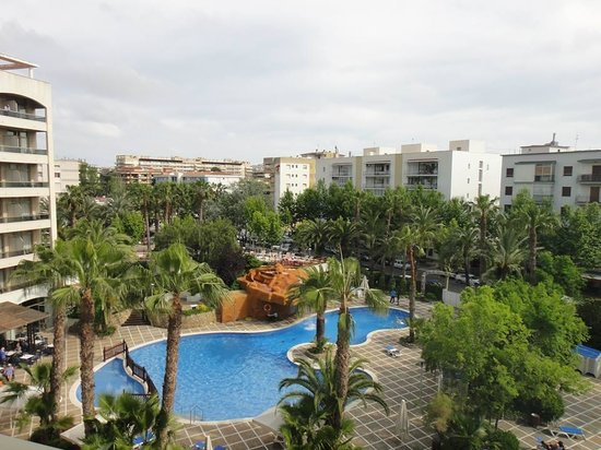 H10 Salou Princess: Pool View