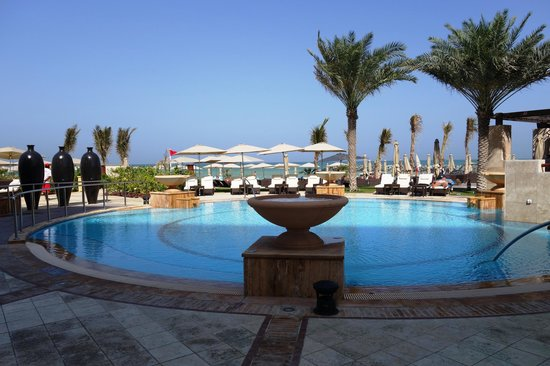 View From The Creek Picture Of Ajman Saray A Luxury Collection Resort Ajman Tripadvisor