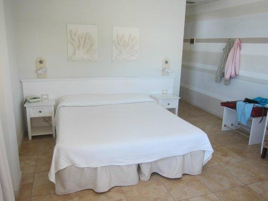 Acquamarina Hotel: Bedroom 107