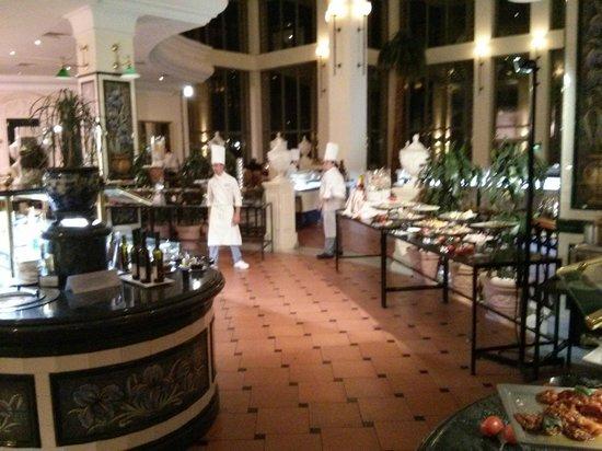 Oceana Restaurant: Sala