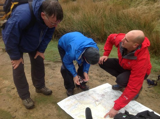 Peak Outdoor Training: Navigation Course