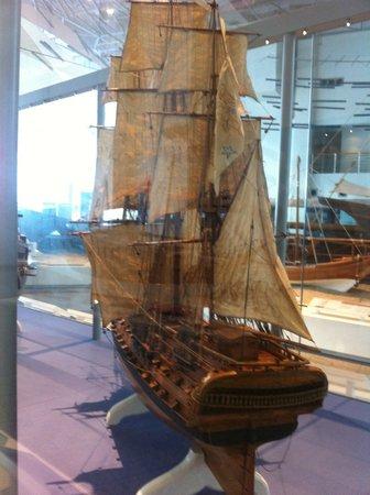 Maritime Museum: Парусник