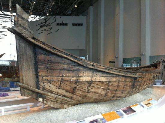 Maritime Museum: Остов