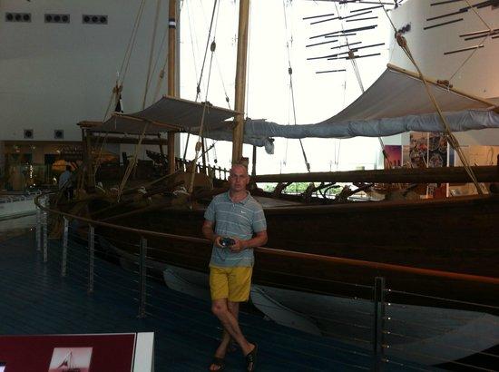 Maritime Museum: Вот бы поплавать