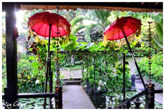 Zen Resort Bali: On route to the restaurant