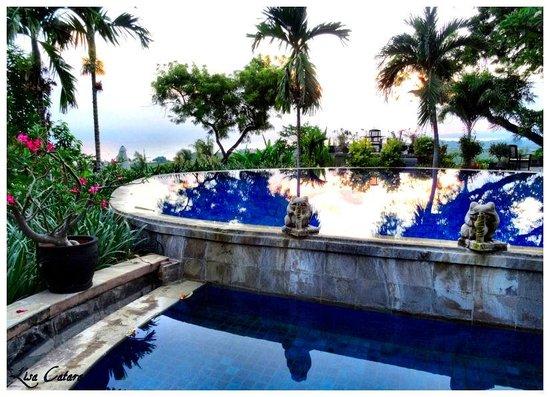 Zen Resort Bali: The pool grounds