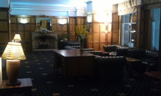 The Duke of Cornwall Hotel - Lounge Bar