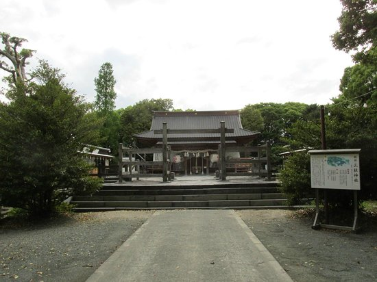 ‪Mihashira Shrine‬