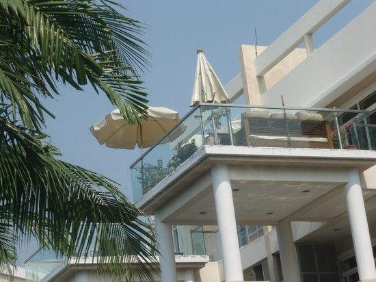 Blue Lagoon Resort Hua Hin: 3th floor condo