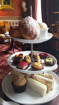 The Leonard Hotel : Afternoon Tea