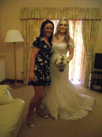 The Parkway Hotel & Spa: Lucy my wedding co-ordinator