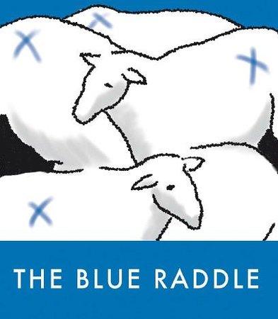 The Blue Raddle Logo
