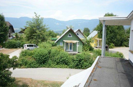 Camping Solothurn TCS: Mietobjekte