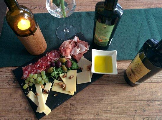 Weinfach Vinothek: Kalte Platten