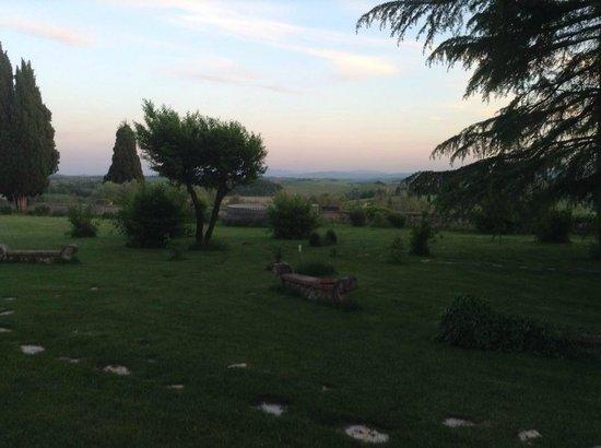 Villa Brignole: il giardino