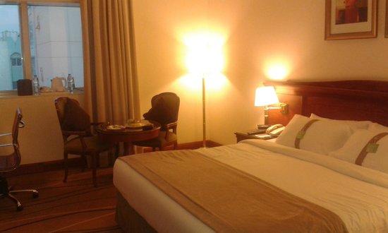 Holiday Inn Downtown Dubai : Bed