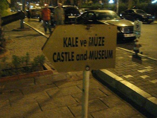 Cesme Museum: Muze