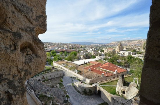 Cappadocia Cave Suites: Oda 115