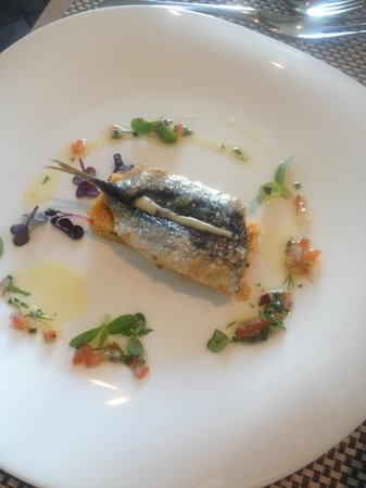 Atalante : Sardine et semoule