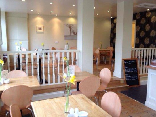 Interior - Abbey Coffee Shop: :)