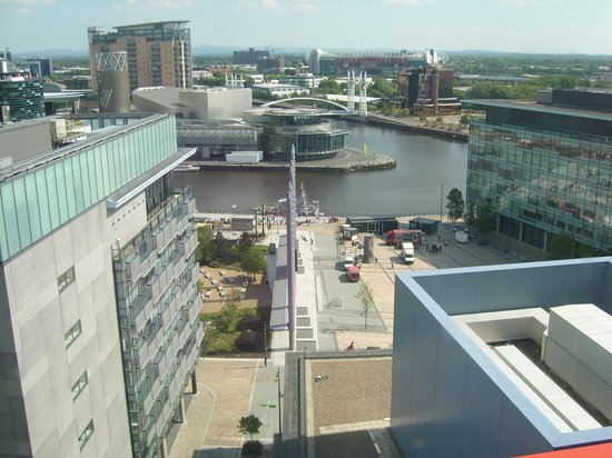 Holiday Inn Manchester MediaCityUK: View