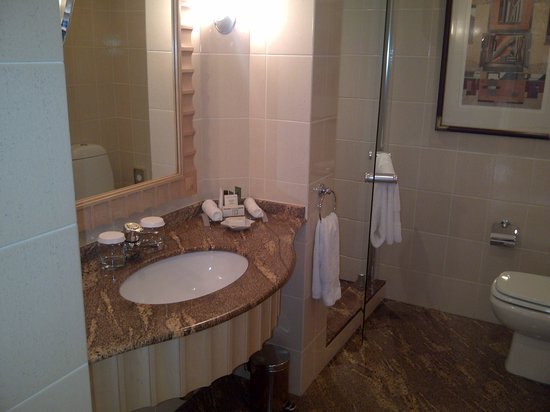 Hilton Sandton: Bathroom
