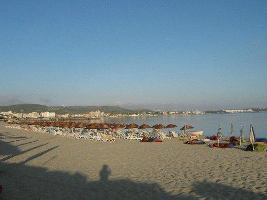 Ilica Plaji : beach view