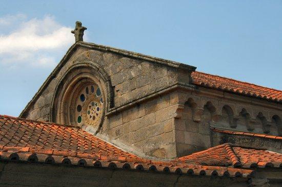 Igreja de Águas Santas (Igreja de Nossa Senhora do Ó)