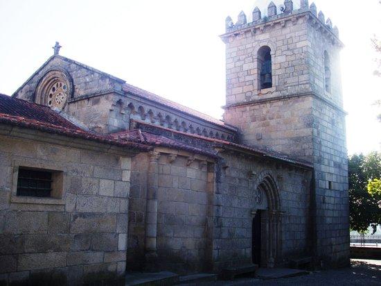 Igreja de Aguas Santas (Igreja de Nossa Senhora do O)