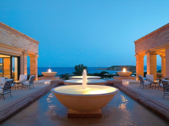 Grecotel Cape Sounio : Blissfully peaceful and totally private