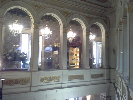 Continental Palacete: hall entrada
