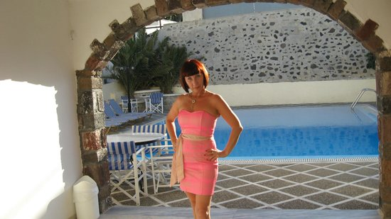 Sunrise Hotel: бассейн отеля Санрайз