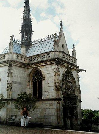 Chateau d'Amboise: Amboise chapel Saint Hubert
