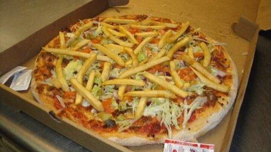 Big Red Pizzeria: Wow