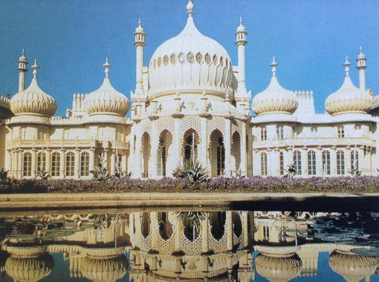 A Room With A View: Brighton Pavilion