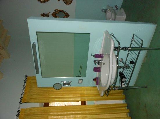 Borgo Casa al Vento: bagno