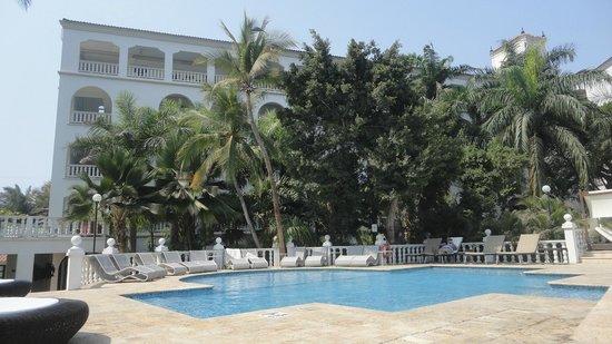 Hotel Caribe : Pool Area