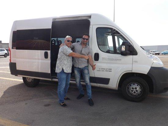 Civitavecchia Taxi NCC - Gruppo Bisozzi