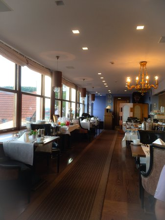 Golden Well Hotel: Breakfast!