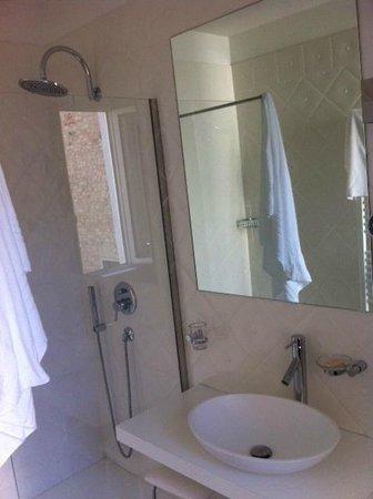 Hotel Nazionale: Camera singola bagno