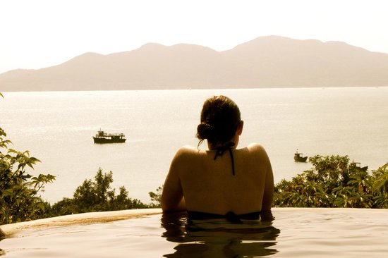 Six Senses Ninh Van Bay: room pool