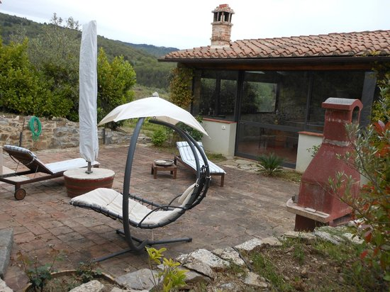 Borgo Casa al Vento: esterno Suite