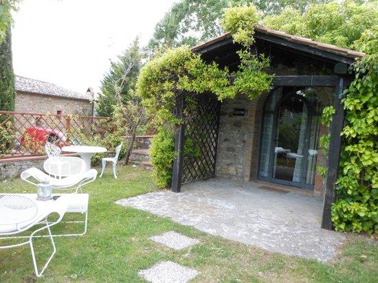Borgo Casa al Vento: la Capanna
