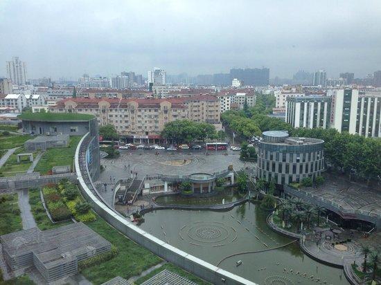 Tonino Lamborghini Hotel Kunshan - City Center: Room View