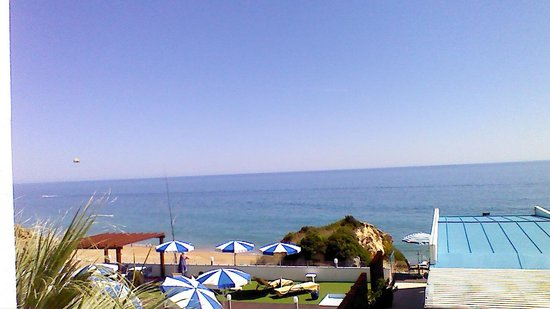 Hotel Alisios : view from bedroom 414