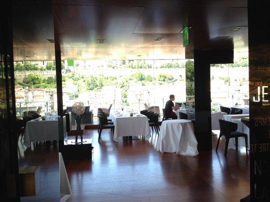 Hotel Excelsior San Marco: Das modern und klar eingerichtete Sterne-Restaurant