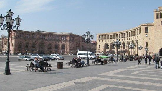 Republic Square : Площадь Республики