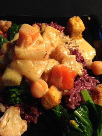 Little Hawaiian Seafood Grill & TIKI Lounge: Small plate