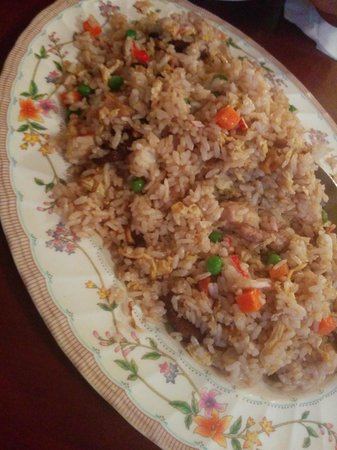 Fia Fia Seafood Reastaurant : fried rice